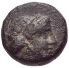 Bronze Æ10 (Nisyros) – avers