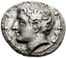 Hemidrachm (Nisyros) – avers
