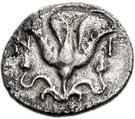 Hemidrachm (Nisyros) – revers