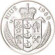 50 dollars Elizabeth II (Rowing) -  avers