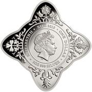 1 Dollar (Royal visit to Canada) -  avers