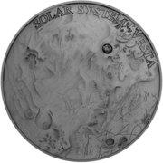 1 Dollar - Elizabeth II (Vesta) -  avers