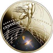 50 Cents (Centaurus A) – revers