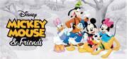 20 Cents - Elizabeth II (Mickey Mouse & Friends) – revers