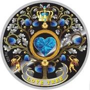 50 Cents - Elizabeth II (Love Tree) – revers