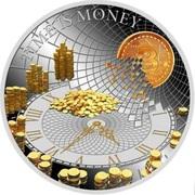 50 Cents - Elizabeth II (Time is Money) – revers