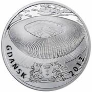 1 Dollar - Elizabeth II (Gdansk) -  revers