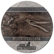 5 Cents - Elizabeth II (Pterodactylus) – revers