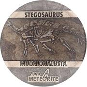 5 Cents - Elizabeth II (Stegosaurus) – revers