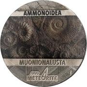 5 Cents - Elizabeth II (Ammonoidea) – revers