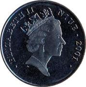 1 Dollar - Elizabeth II (Snoopy dog) – avers