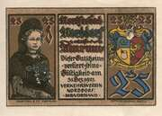 25 Pfennig (Nordseebad Norddorf) – avers