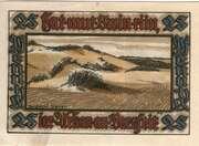 25 Pfennig (Nordseebad Norddorf) – revers