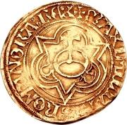 1 Goldgulden - Maximilian I. – revers