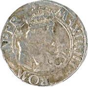 1 batzen Eberhard IV – revers