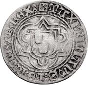 1 Halbschilling - Maximilian I. – revers
