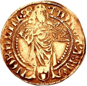 1 Goldgulden - Maximilian I. – avers