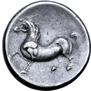 Tetradrachm - East Noricum (Warasdin B Type) – revers