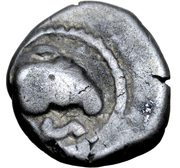 Obol (Svicca Type) – avers