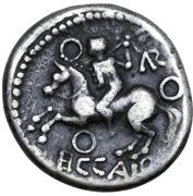 Tetradrachm - West Noricum (Eccaio Type) – revers