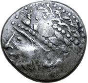 Tetradrachm (Kugelreiter with Legend Type) – avers