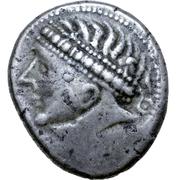 Tetradrachm (Adnamati Type) – avers