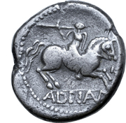 Tetradrachm (Adnamati Type) – revers