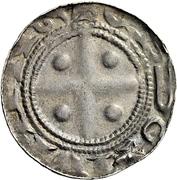 1 Denar - Heinrich der Fette – revers