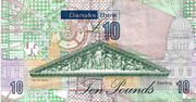 10 Pounds (Danske Bank) – revers