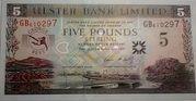 George Best £5 – avers