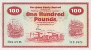 100 Pounds (Northern Bank) -  avers
