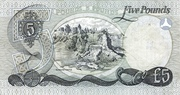 5 Pounds (Allied Irish Banks) – revers