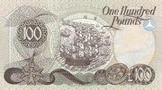100 Pounds (Allied Irish Banks) – revers