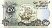 100 Pounds (First Trust Bank) – revers