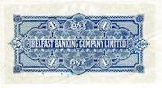 1 Pound (Belfast Banking Company) – revers