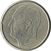 50 øre - Olav V -  avers