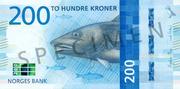 200 Kroner – avers