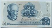 10 Kroner – avers