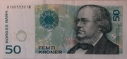 50 Kroner – avers