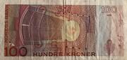 100 Kroner -  revers
