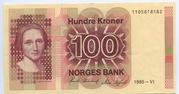 100 Kroer – avers