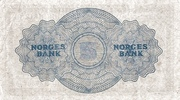 5 Kroner 1945-1954 – revers