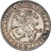 1 Speciedaler - Christian IV -  avers