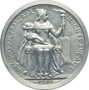 2 Francs (Piedfort Essai) – avers