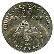 50 centimes (Essai) – revers