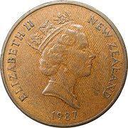 2 cents - Elizabeth II (3e effigie) – avers