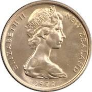 5 cents - Elizabeth II (2e effigie) -  avers