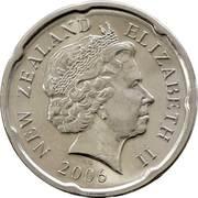 20 cents - Elizabeth II (4e effigie, petit module) -  avers