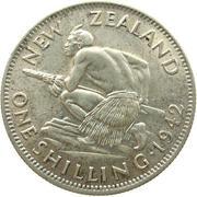 1 shilling - George VI – revers