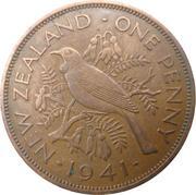 1 penny - George VI – revers